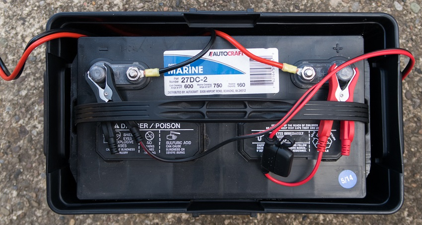 Best Deep Cycle Battery For Trolling Motor And Buying Guide