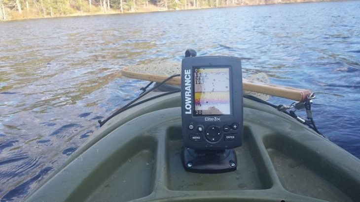 Recommended best kayak fish finders 2018 reviewed by for Fish finders for kayaks