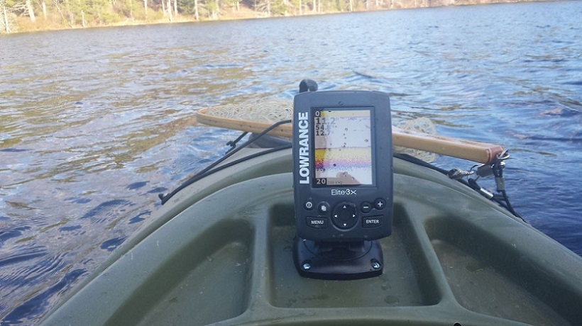 Recommended best kayak fish finders 2018 reviewed by for Best kayak fish finder