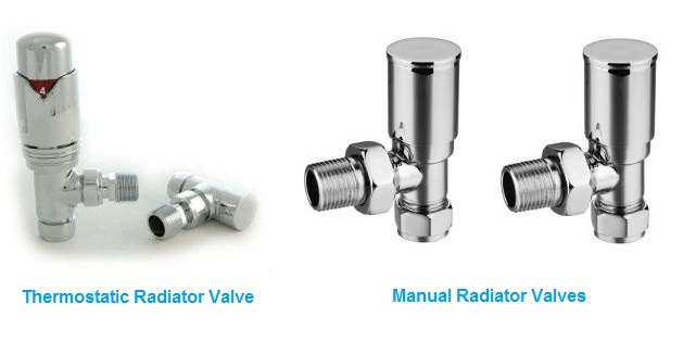 Thermostatic vs. Manual