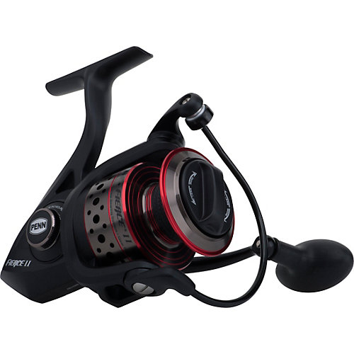Penn Fierce II Spinning Reel Review