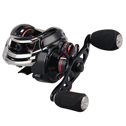 Kastking Royale Legend High-Speed-Profile Baitcast Reel