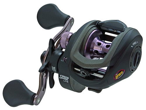 Lews Fishing Speed Pool LFS Baitcast Reel