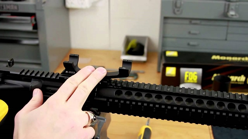 Best Scope Mounts for AR 15
