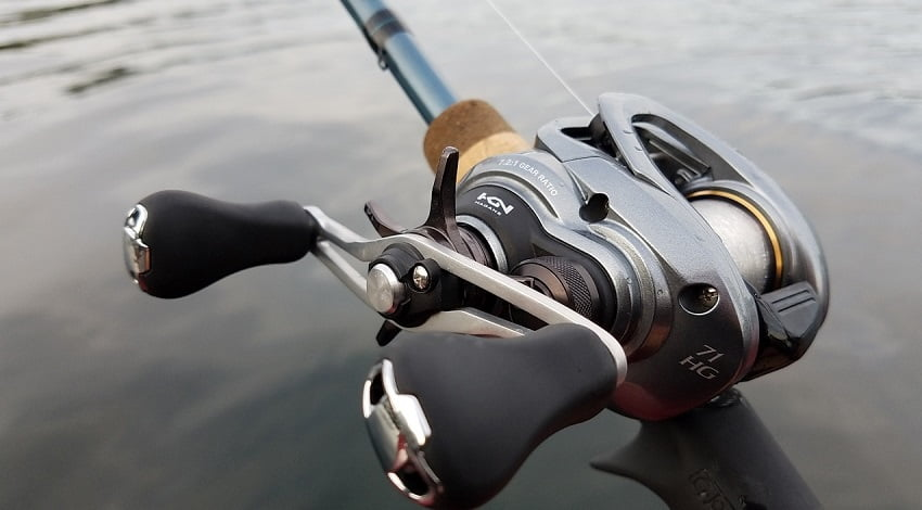 Shimano Curado 300E Reel Review