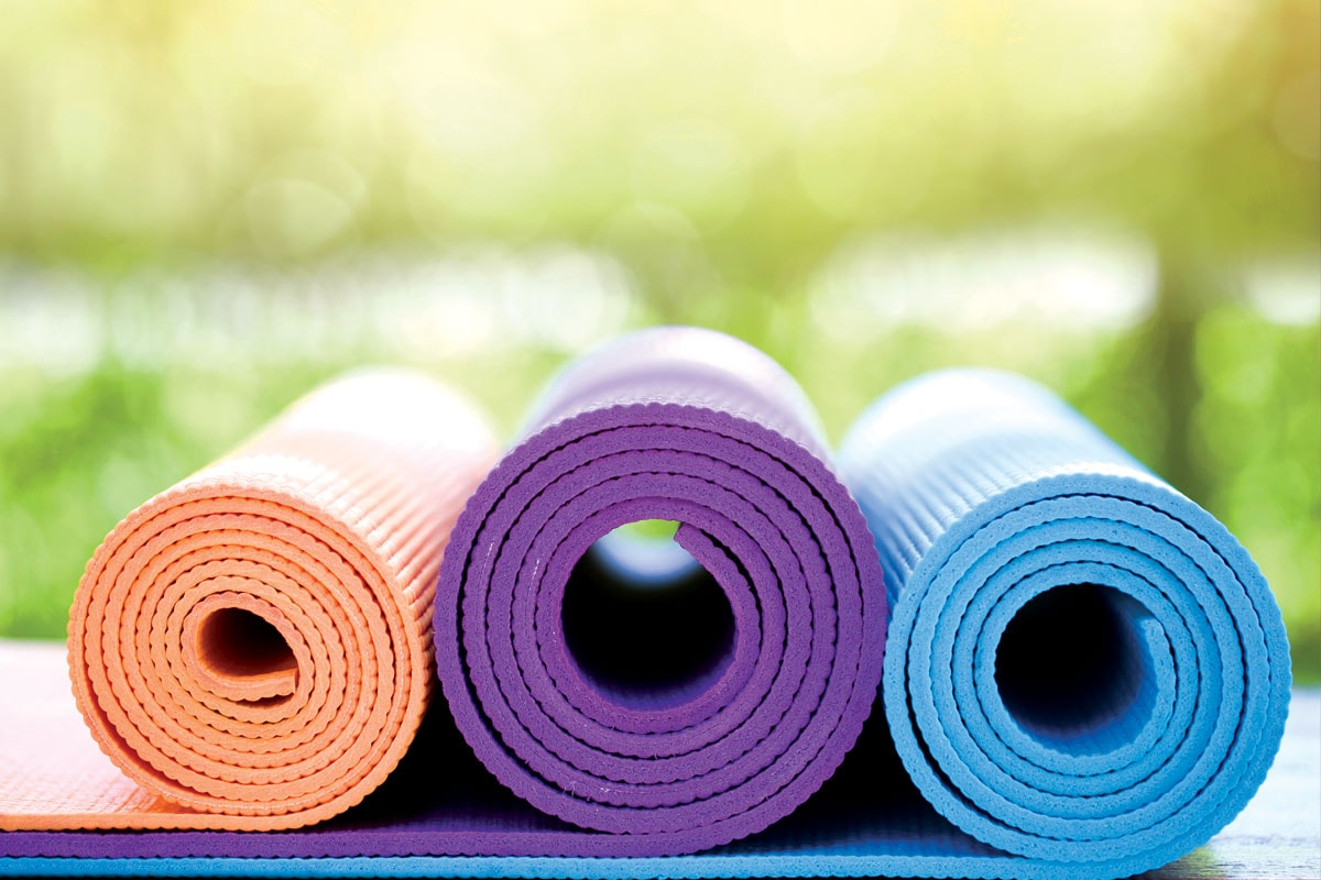 Best Yoga Mats Find The Comfortable Mat For Yogi