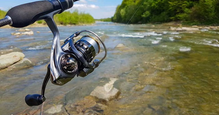 cheap fishing reels