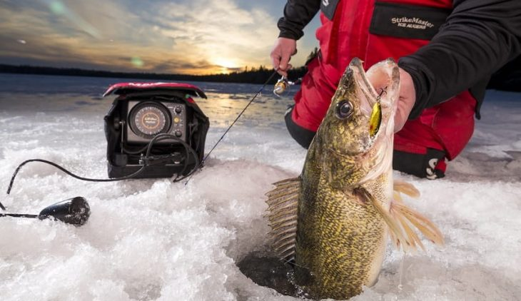 what is the best ice fishing line