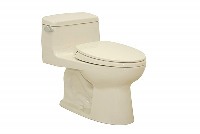 TOTO MS864114#03 Supreme Elongated One Piece Toilet