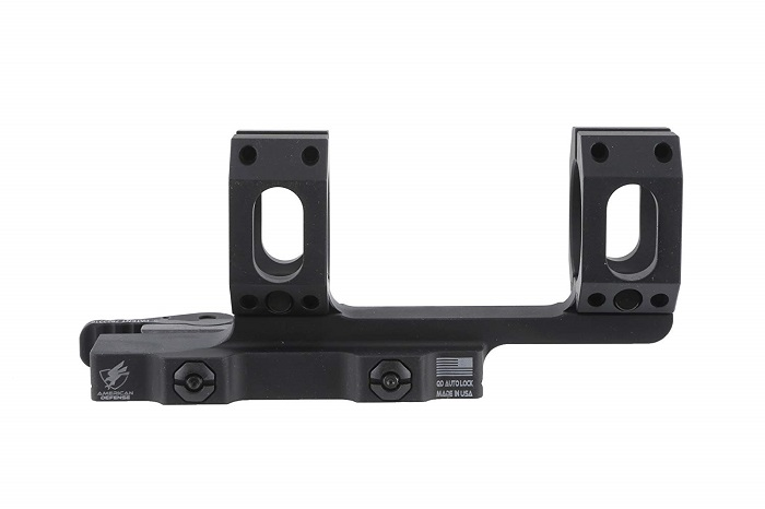 American Defense Recon Mount Review