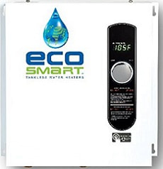 EcoSmart Electric Tankless Heater
