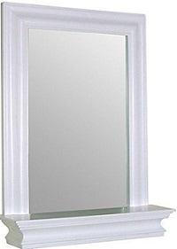 Elegant Home Fashions Stratford Collection Framed Mirror