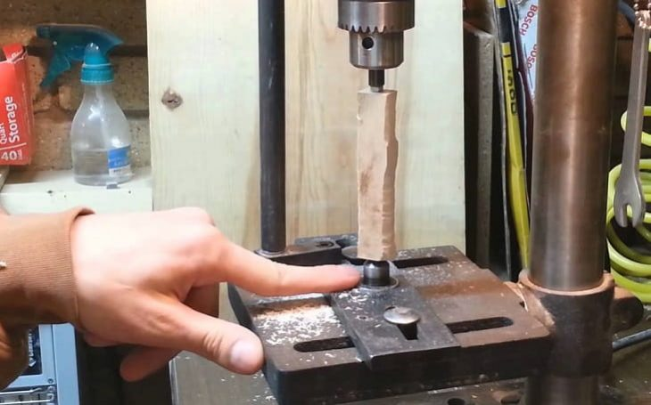 How to Convert a Drill Press