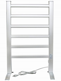 LCM Home Fashion 6-Bar Freestanding Towel Warmer