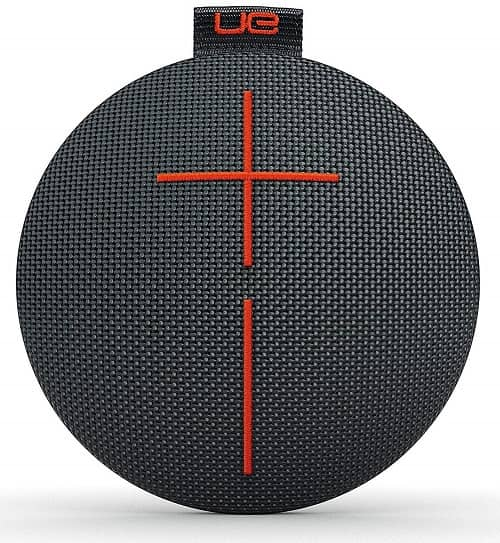Ultimate Ears UE ROLL 2 Black Volcano Wireless Portable Bluetooth Speaker