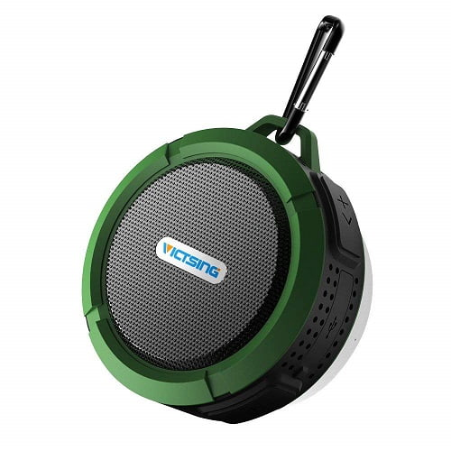 VicTsing Shower Speaker, Wireless Water
